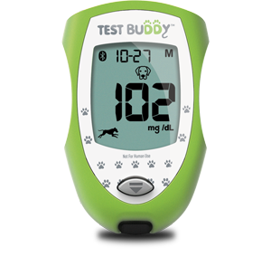 Test Buddy Blood Glucose Meter
