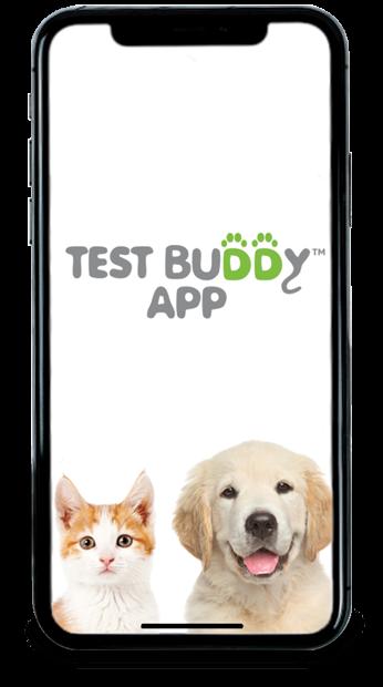 Test Buddy App Smart Phone