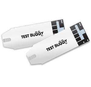 Test Buddy Test Strips