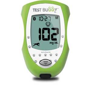 Test Buddy Blood Glucose Meter